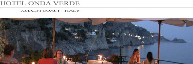 Diamonds on the sea! Discover the jewels of the Amalfi Coast from this central location.