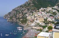 amalfi coast lodging