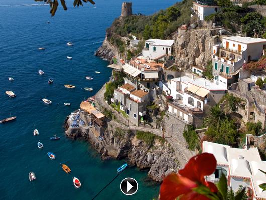 When to go in amalfi coast italy amalfi coast map and - Italy screensaver ...