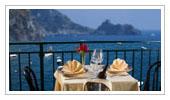 Restaurant in Praiano - Hotel Onda Verde
